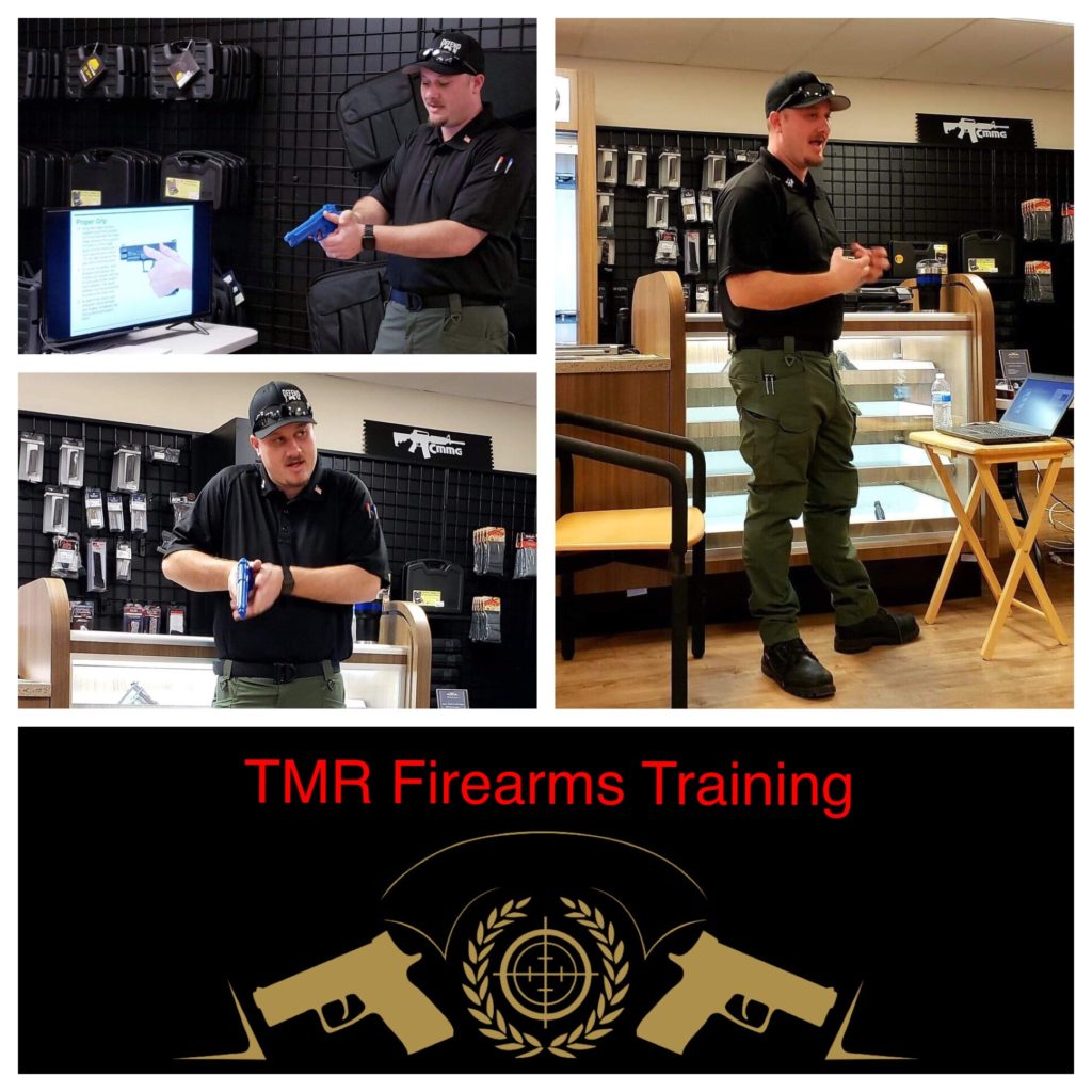 Gun Training Course