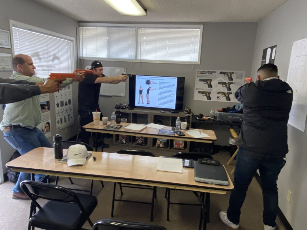 Gun Safety Course, CCW Course