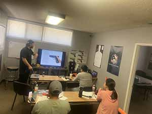California Concealed Carry Class