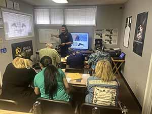 Gun Safety Class