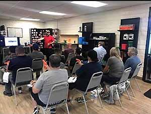 California CCW Gun Safety Course Basic Firearms Course