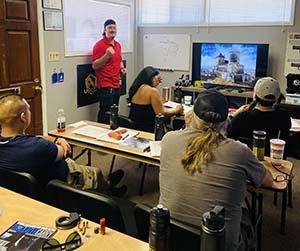 Mike CCW Gun Safety Course